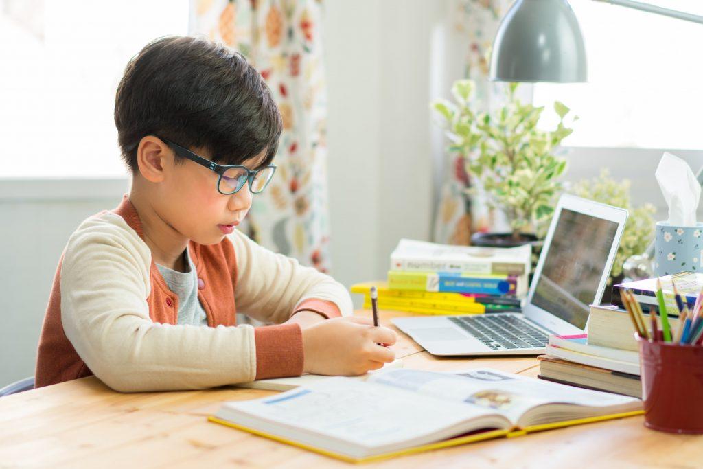 Online primary school english